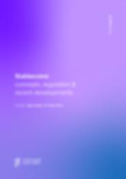 Fintech Paper #1: Stablecoins