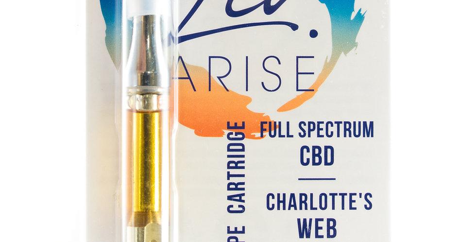 Charlotte's Web Full Spectrum CBD Vape