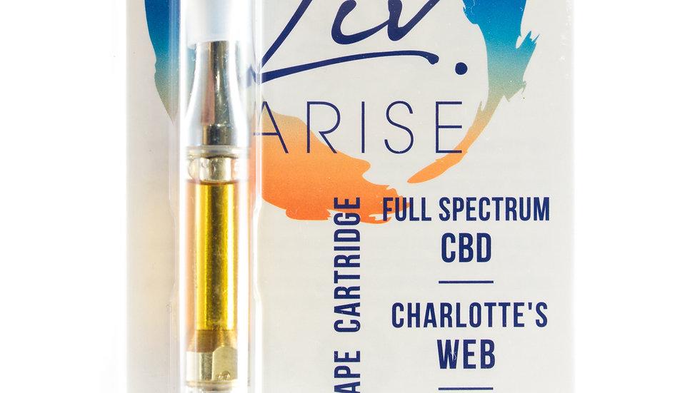 Arise- Charlotte's Web CBD Vape Cart