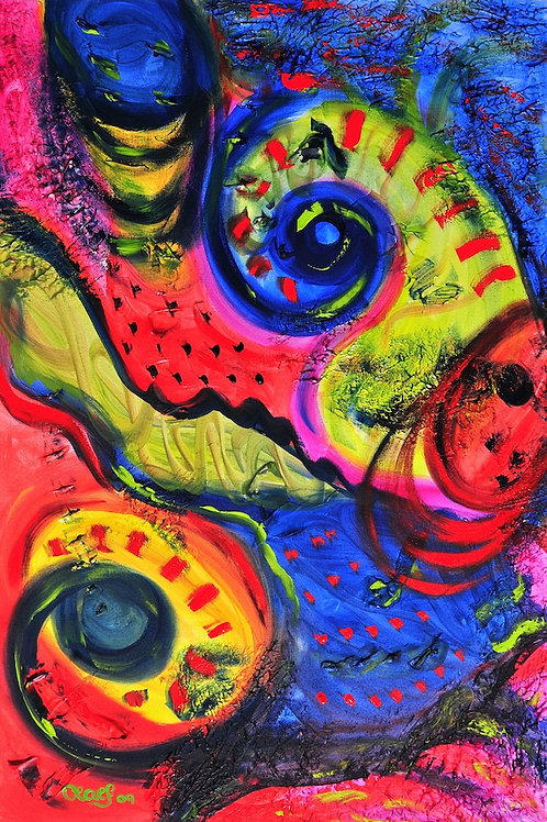Sea Shells - Print
