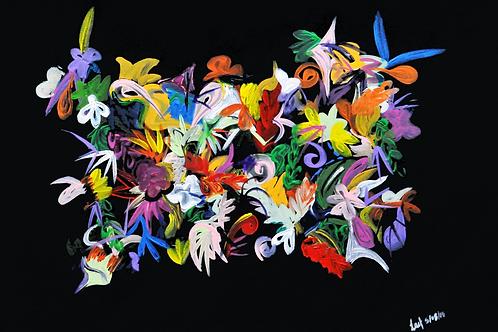 Bouquet - Print