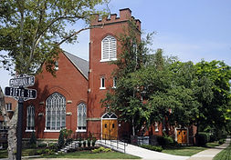 Oakmont Presbyterian Church Courtesy of Doug Crist