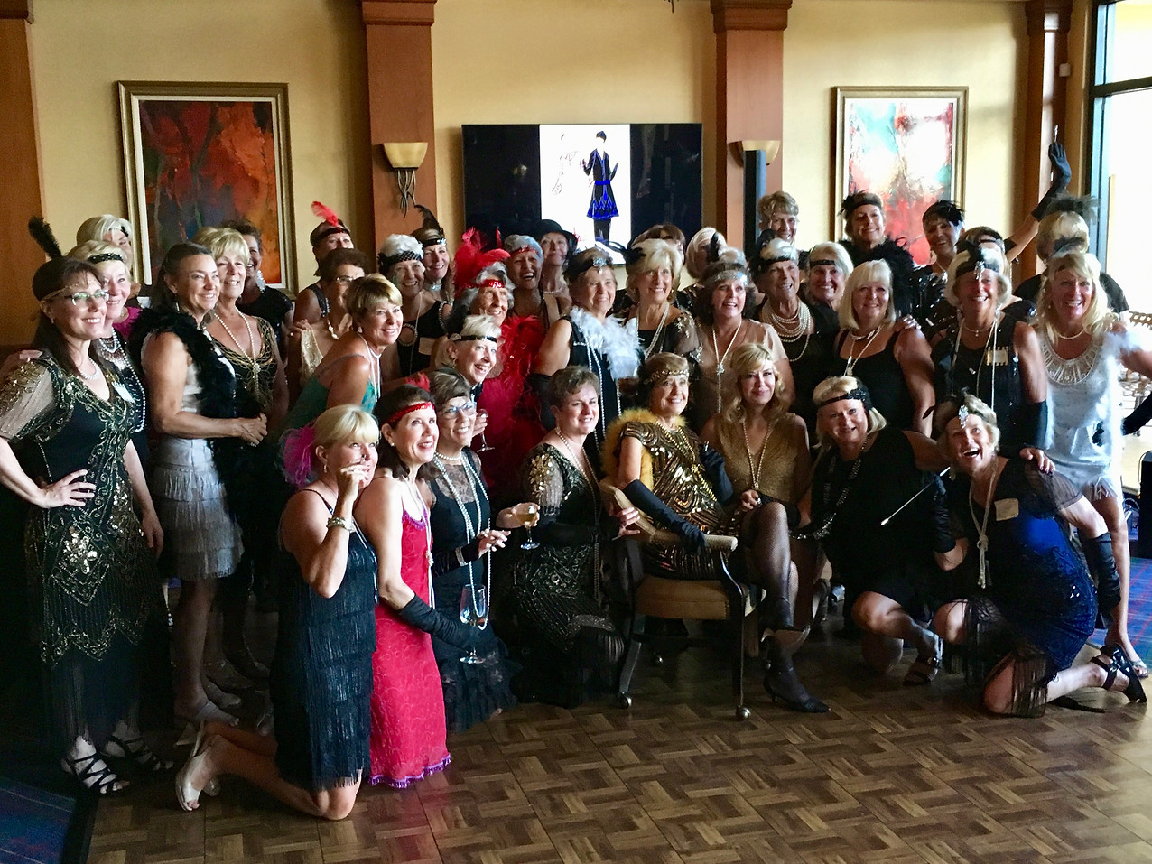 Roaring 20's Party, Naples