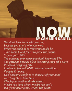 NOW BY CAMBRIN DANIEL
