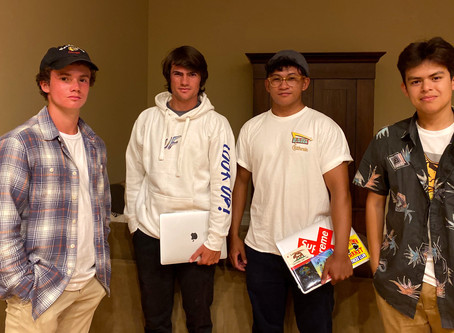 High Schoolers Revolutionize Pickup Sports with Mobile App