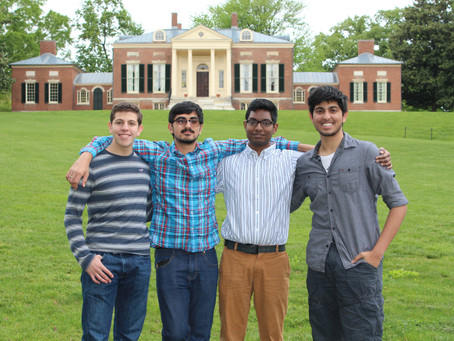 FINALIST: Johns Hopkins Engineering Students Develop Virtual Hand, Wrist Physical Therapy Software