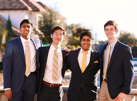 Texas Students Form Network of Investment Clubs Geared to Teach Financial Skills to High Schoolers