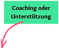 Coaching oder Unterstützung
