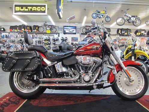 2008 Harley FLSTFi Fat Boy-SOLD !!!
