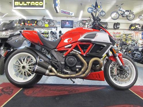 2013 Ducati Diavel ABS - LOW MILES