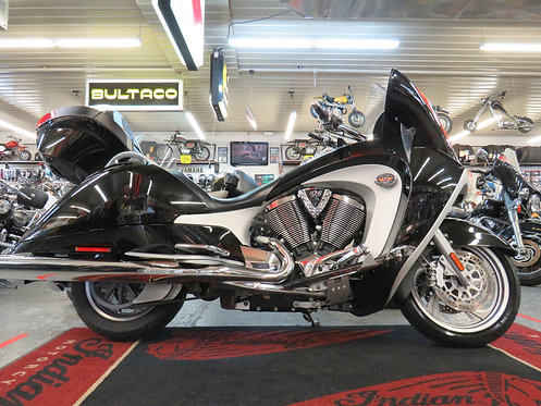 2008 Victory Vision Tour- SOLD !!!