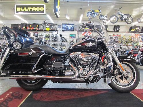 2014 Harley FLHR Road King 103