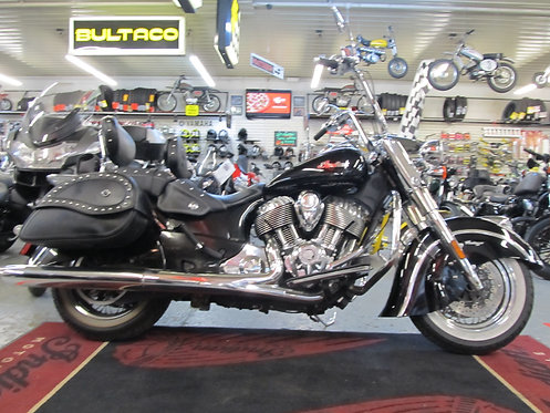 2016 Indian Chief Vintage- SOLD !!!