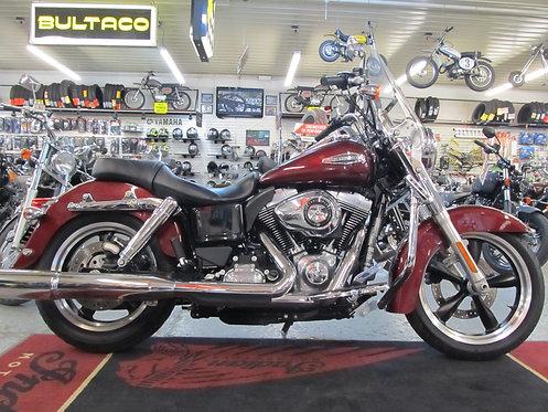 Rebuilt 2015 Harley Switchback FLD 103