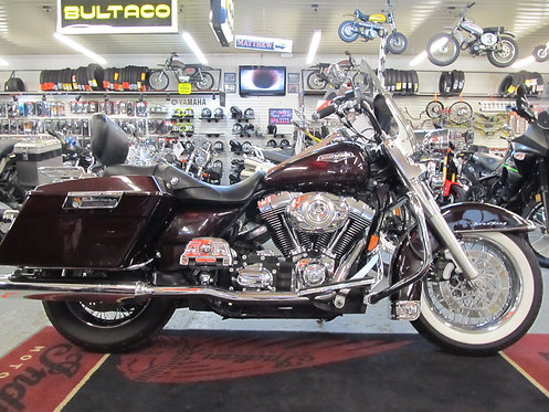 2007 Harley Road King - SOLD !!!