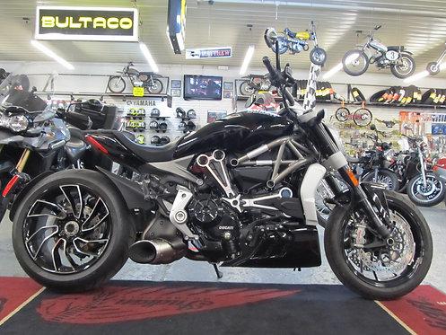 2016 Ducati XDiavel S -SOLD !!!