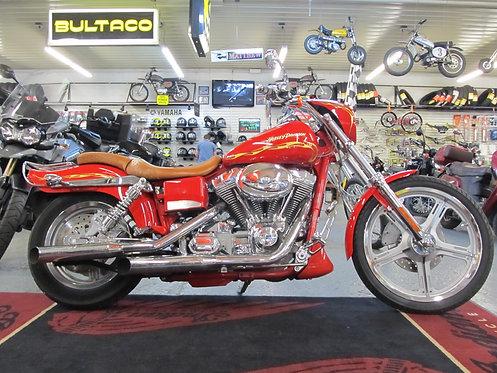 2001 Harley FXDWG2 CVO- SOLD !!!
