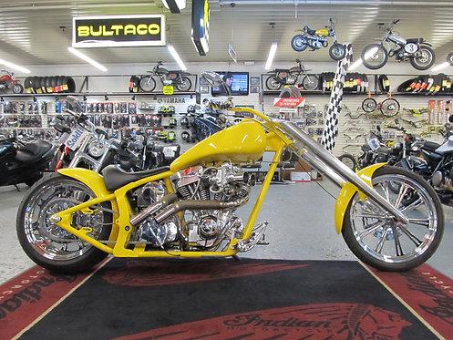 2016 Custom Show Bike Chopper
