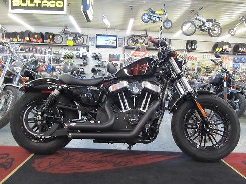 Rebuilt 2020 Harley XL1200X 48- LOW MILES