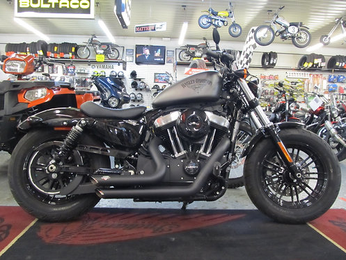 Rebuilt 2020 Harley 48- SALE PENDING
