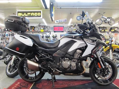 2019 Kawasaki Versys 1000 SE LT- LOW MILES