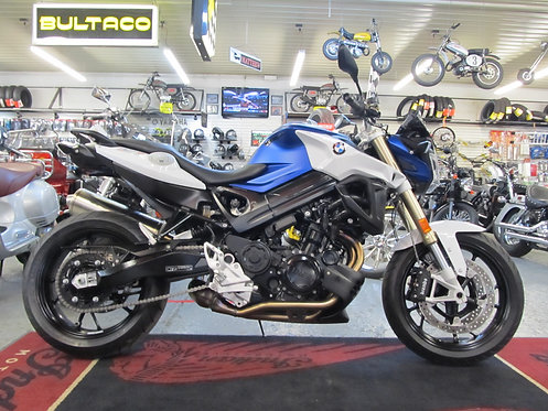 2016 BMW F800R ABS - SOLD !!!