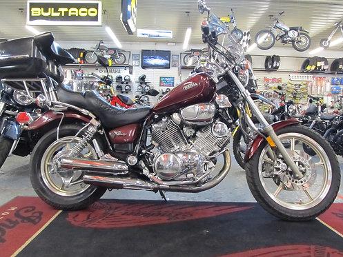 1992 Yamaha XV750 Virago-SOLD !!!