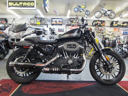 2016 Harley XL1200 Roadster- LOW MILES