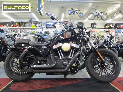 2016 Harley XL1200X Forty Eight