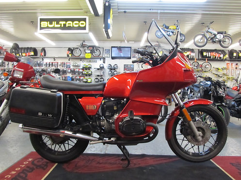 1983 BMW R80 RT - SOLD !!!