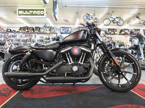 2019 Harley Sportster 883 Iron - LOW MILES