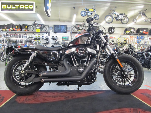 Rebuilt 2017 Harley XL1200X 48