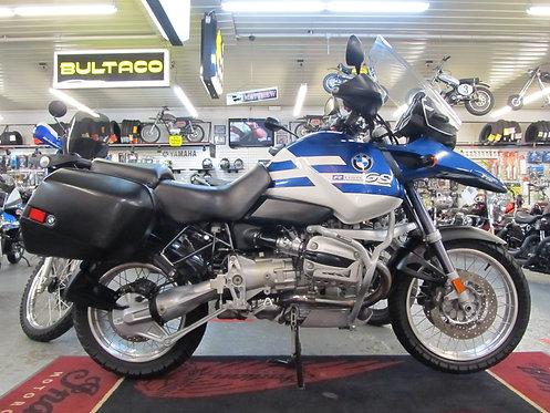 2002 BMW R1150GS ABS