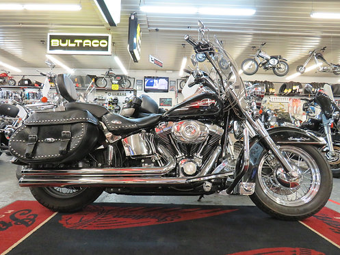 2007 Harley Heritage Softail FLSTC