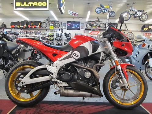 Rebuilt 2003 Buell XB9R- SOLD !!!