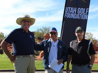 Entrada Hosts Final 2016 Veterans on Course Event