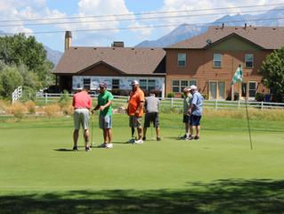 River Oaks Hosts Seventh 2019 Veterans on Course Event
