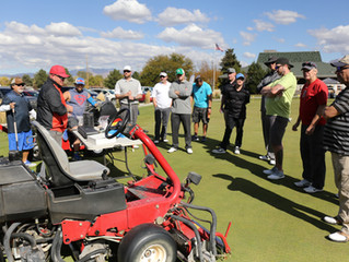 Veterans on Course Northern Utah Season Wraps Up at Fore Lakes