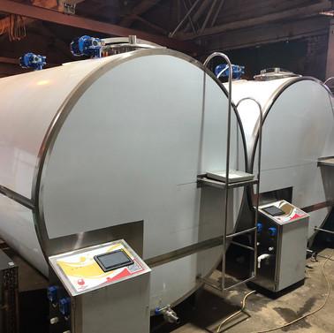 охладитель 7000 литров