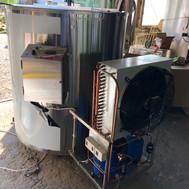 Охладитель молока на 800 л