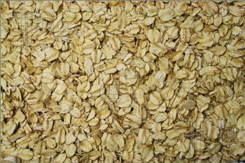 5 Lb Bag Organic Fresh Rolled Oats