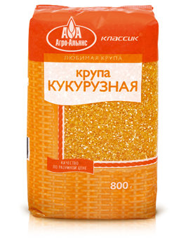 Corn Meal 800g