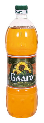 Blago Sunflower Seed Oil (unrefined) 1L