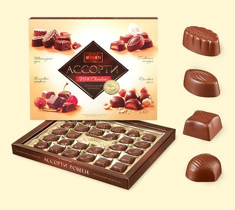 Roshen Assorted Filled Chocolates