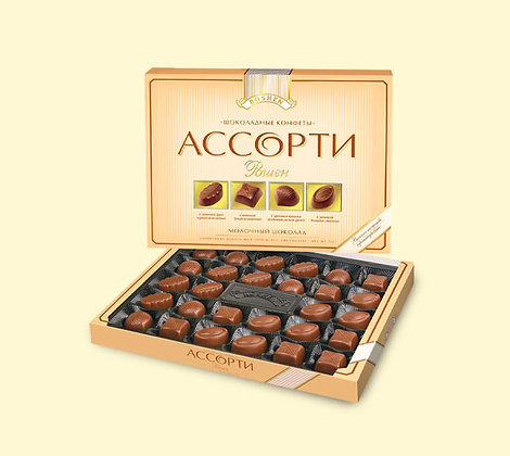 Roshen Assorted Milk Chocolates