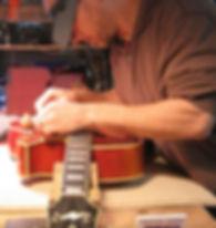 Luthier Fren Asken