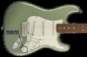 Asken Guitars S-Mod 1