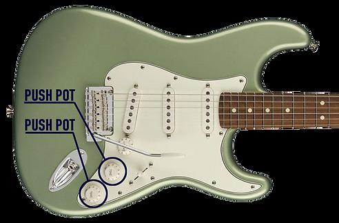 Asken Guitars S-Mod 2
