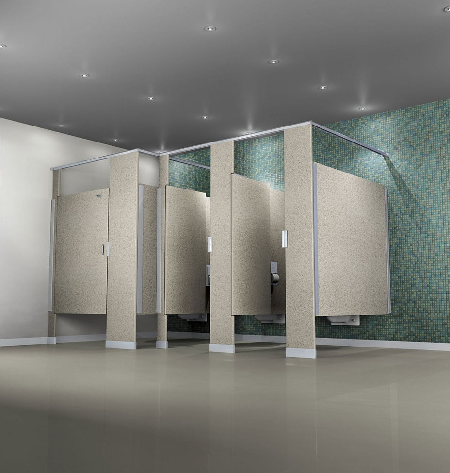 Bathroom Partitions Omaha Ne huskerland bathrooms - commercial bathrooms