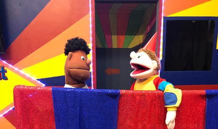 Puppet Friends!
